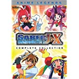 Saber Marionette J to X: Complete Collection