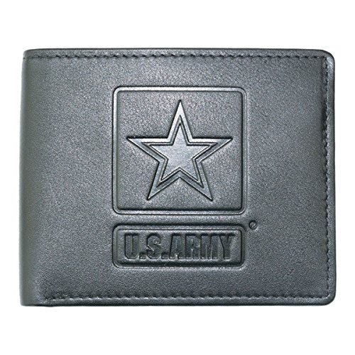 RFID BLOCKING Wallets for Men with Beautiful Gift Box! Genuine Cowhide Leather