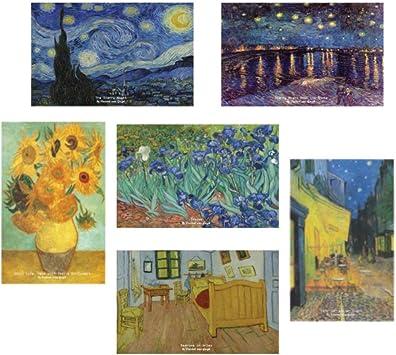Postcard Starry night