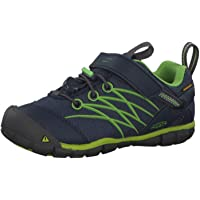 Keen Chandler CNX Waterproof, Zapatos de Low Rise Senderismo Unisex niños