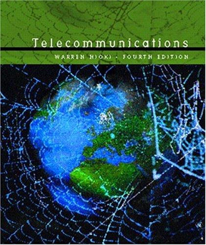 Telecommunications (4th Edition)