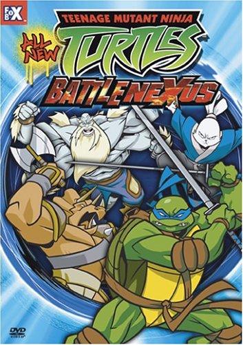 Teenage Mutant Ninja Turtles 13: Battle Nexus USA DVD ...