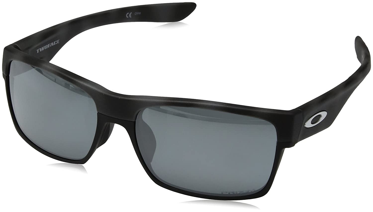 73964acbb7 Amazon.com  Oakley Men s Twoface (a) Rectangular Sunglasses