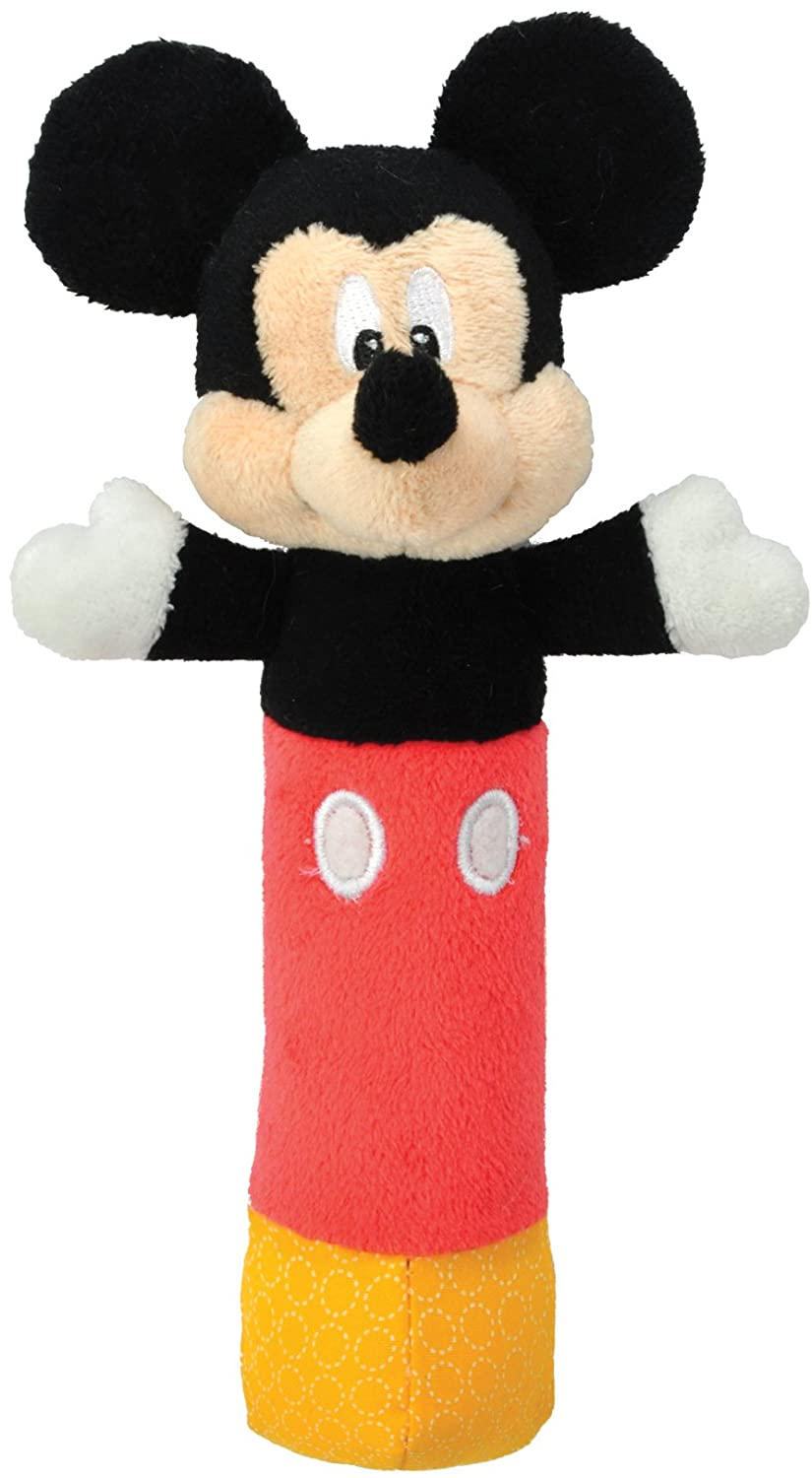 Disney Mickey Mouse Plush Stacking Toy for Baby