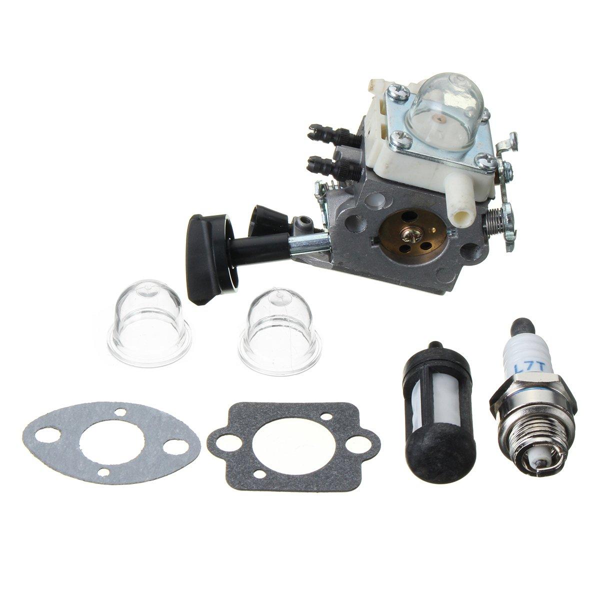 Alamor Carburador para Stihl Bg86 Sh56 Sh56C Sh86 Sh86C Carb ...
