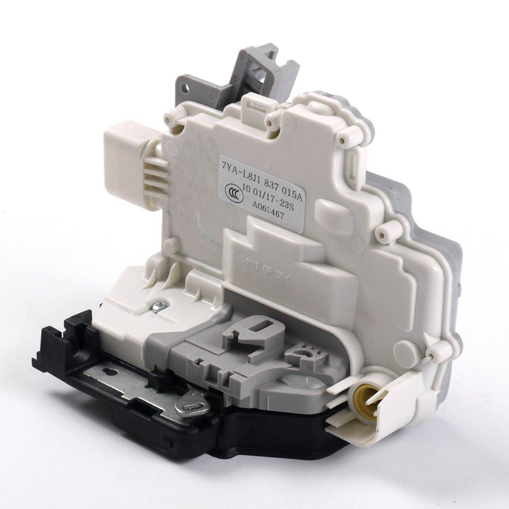 BoCID LH Front Left Door Lock Latch Actuator For VW Passat B6 AUDI A4 A5 Q5 Q7 TT (8J1837015A ( Front Left ))