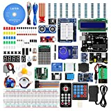 Best Arduino Starter Kits - LAFVIN UNO Ultimate Starter kit for Arduino UNO Review