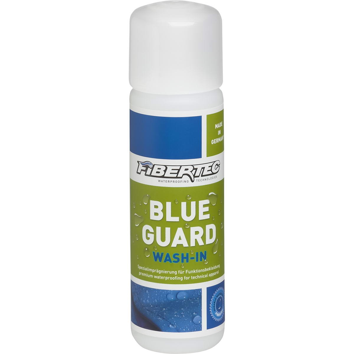 FIBERTEC Blue Guard Wash en 250ML