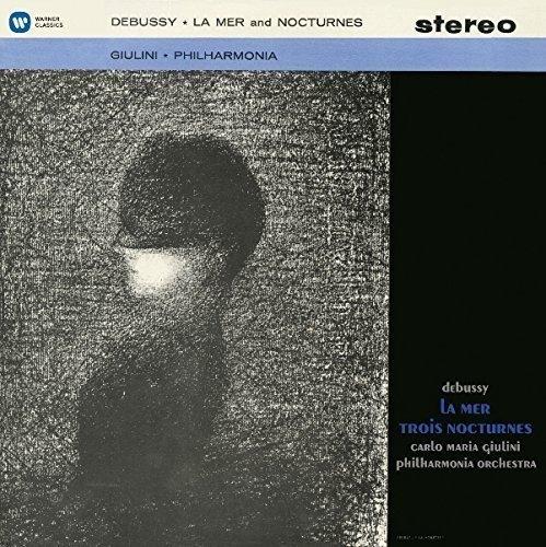 SACD : Carlo Maria Giulini - Debussy: La Mer / 3 Nocturnes / Ravel (Japan - Import)
