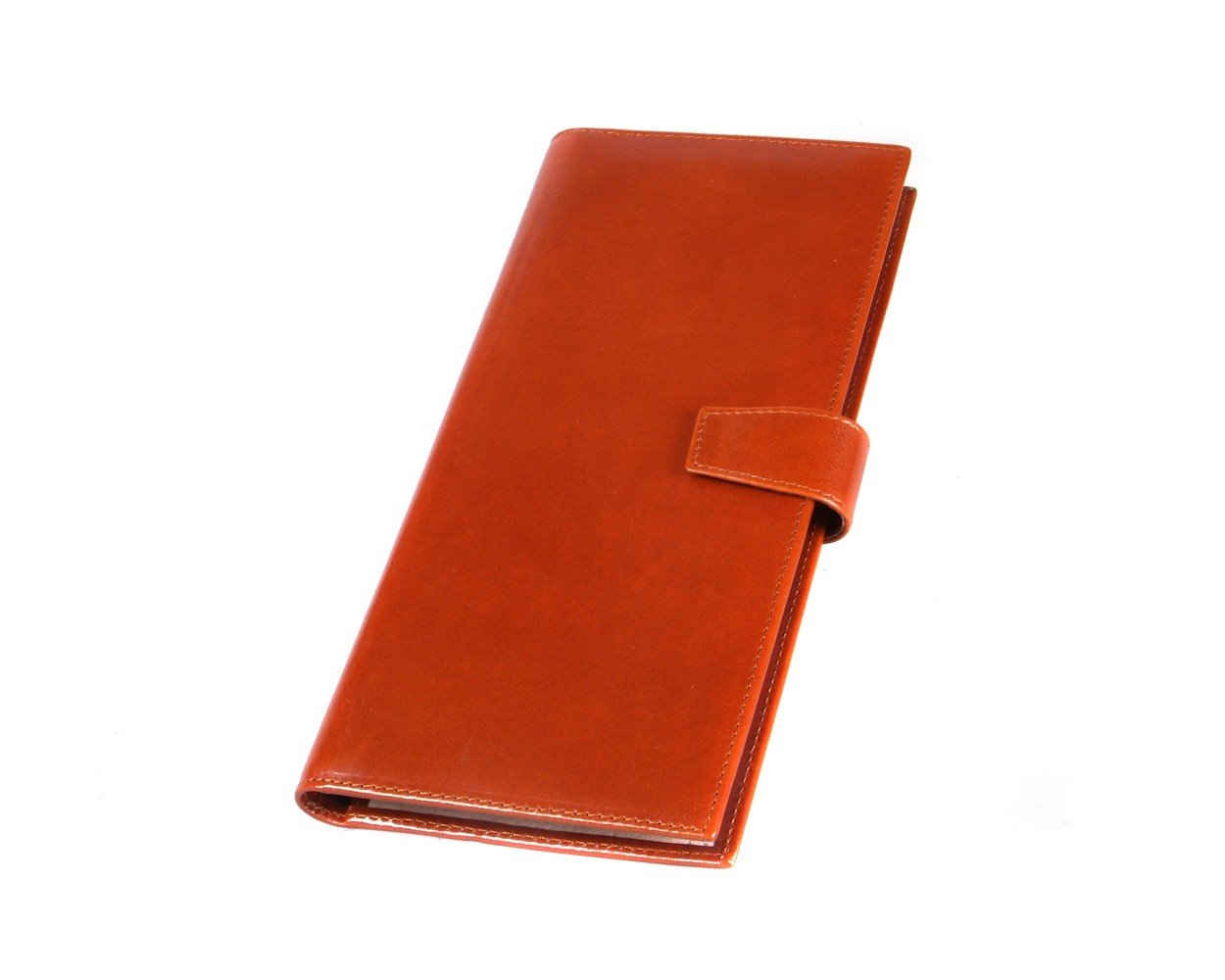 SAGEBROWN Havana Tan Multiple Business Card Wallet