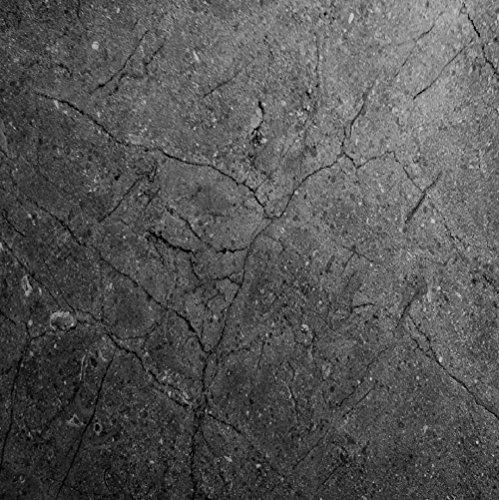 EZ FAUX DECOR Soapstone Countertop Look: Dark Gray Soapstone Countertop Peel and Stick Faux Stone 72''x 36'' DIY Counter Top Not Grandma's Contact Paper Premium Peel and Stick by EZ FAUX DECOR