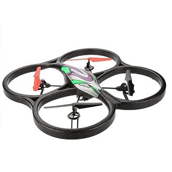 GoolRC WLtoys V666N 4CH 6 ejes 5,8G FPV RC Quadcopter con 2,0 MP ...