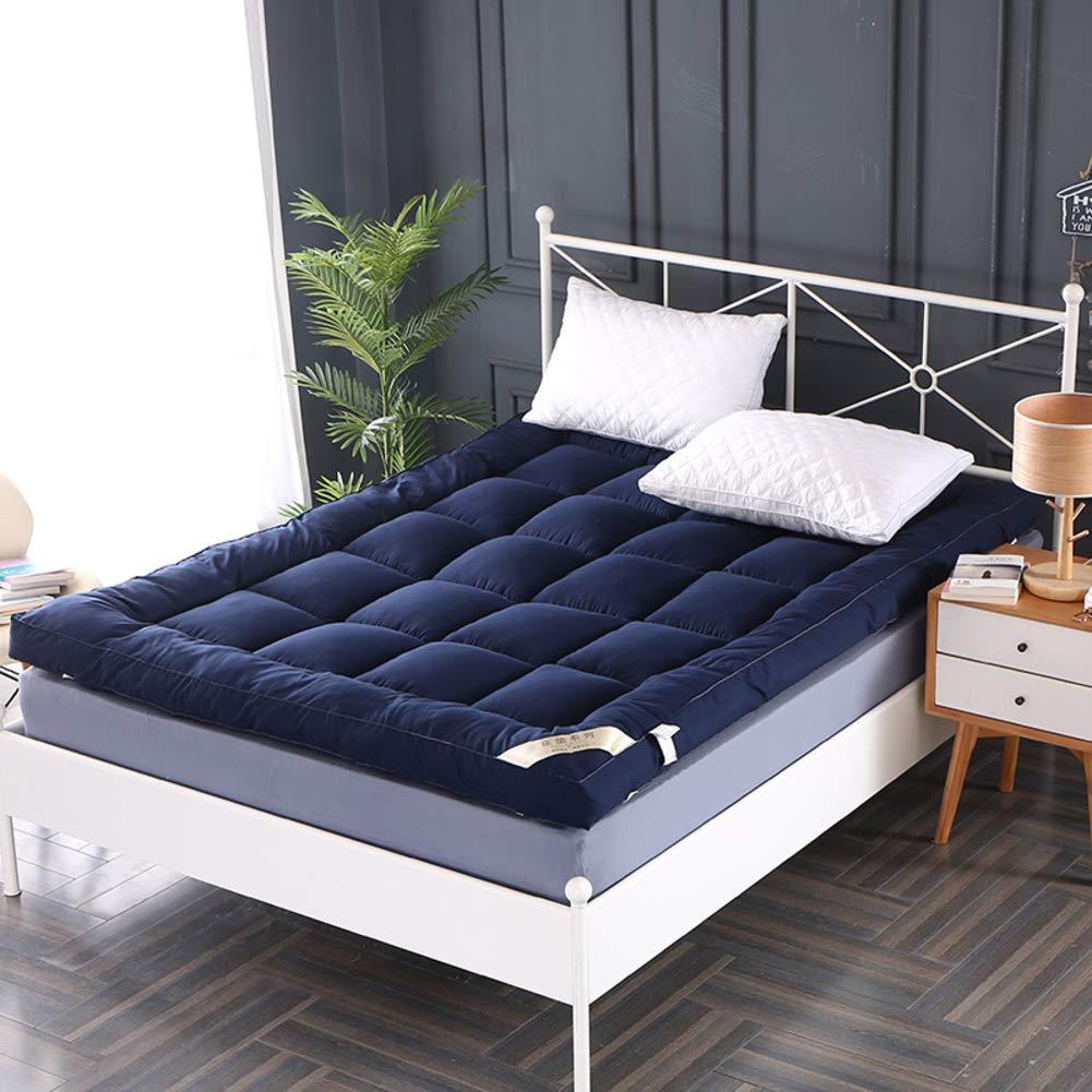 H 180x220cm(71x87inch) Tatami Mattress Hotel Soft Mattress,Floor Bedroom Student Dormitory Foldable Four Seasons Mattress-e 100x200cm(39x79inch)