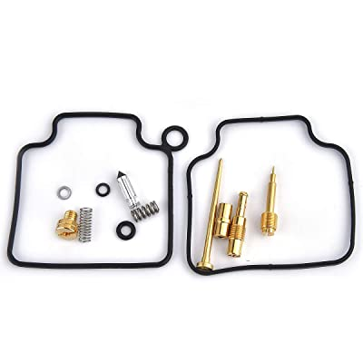 Carburetor RepAir Kit For CMX250 CB250 Nighthawk Rebel Carb Rebuild: Automotive [5Bkhe0417681]
