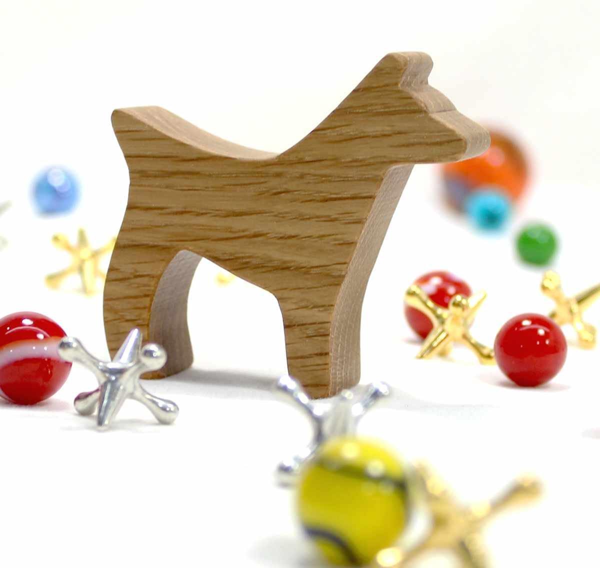 Dog Pack Wood Toys