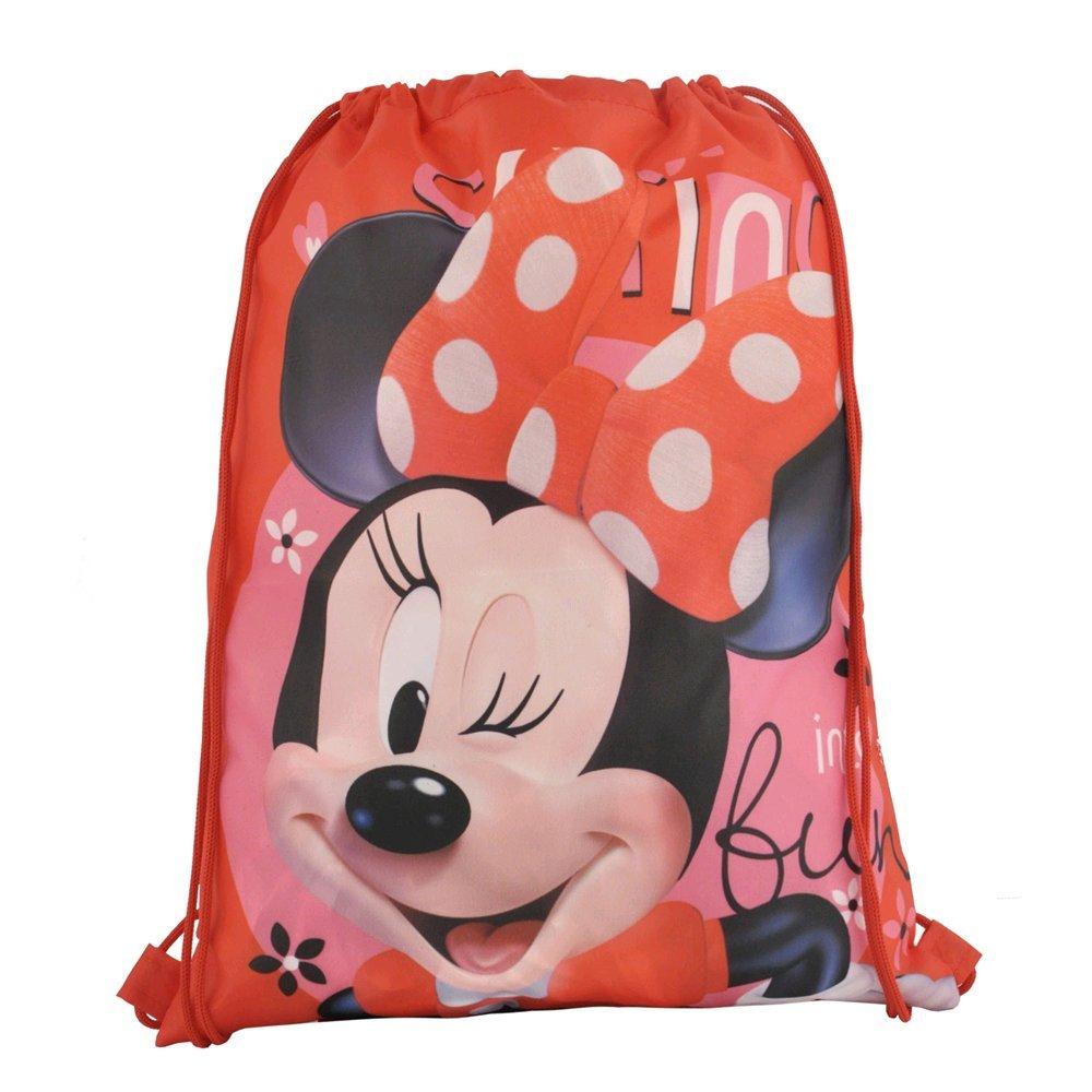 Disney Minnie D87032 RO - Into Fun Zainetto Piatto