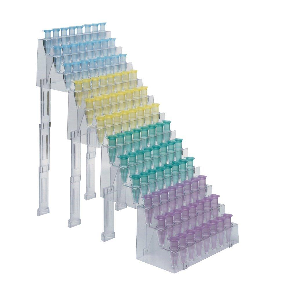 neolab 2 – 1833 respuesta Tarro de nivel, estructura Juego 4 Racks + 12 Apoyo grapas: Amazon.es: Industria, empresas y ciencia