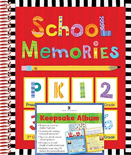Phoenix International Publications New Seasons Boy Girl School Years & Memories Spiral-Bound Book 7648100