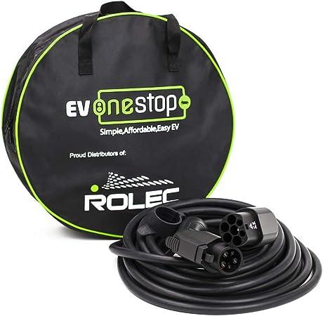 Easy EV de Type 1. C/âbles de Chargement EV OneStop Simples abordables