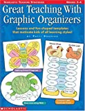 Great Teaching with Graphic Organizers, Patti Drapeau, 0590128760