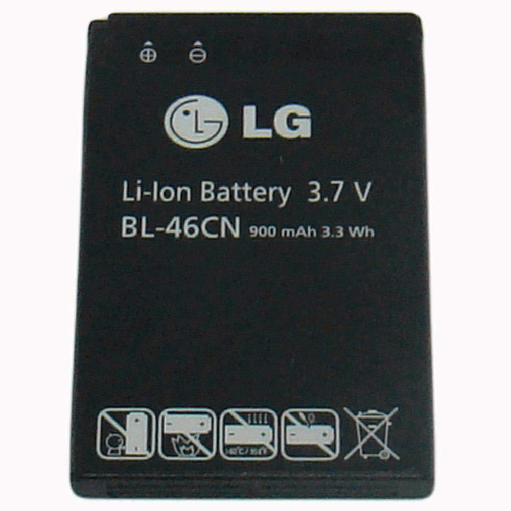 Bateria Celular LG para LG A340 BL 46CN 900 mAh 3.3 Wh Non Retail Packaging Black