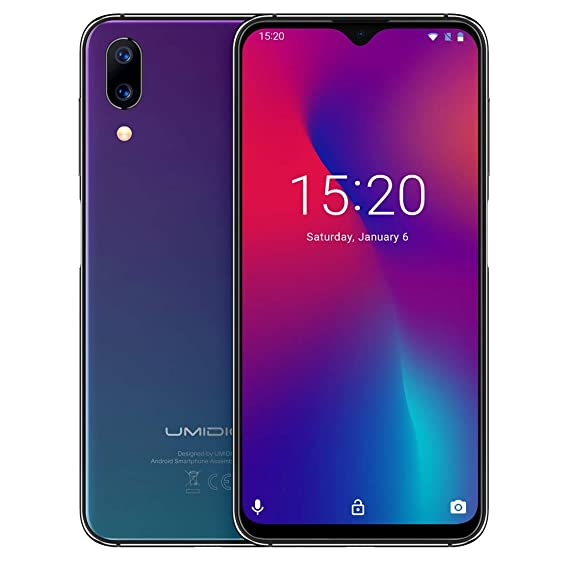 517042f2765 UMIDIGI One Max 4GB+128GB Face ID   Side Fingerprint Identification 6.3  inch Android 8.1