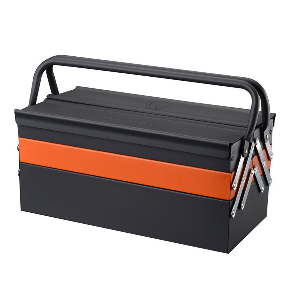 Lightdot Hardware Portable Cantilever Toolbox, 5 Drawers Metal Tools Box by HAR-DEN (Image #1)