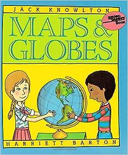 Amazoncom Maps and Globes Reading Rainbow Book 0201564460495