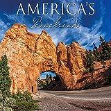 America s Backroads 2017 Wall Calendar