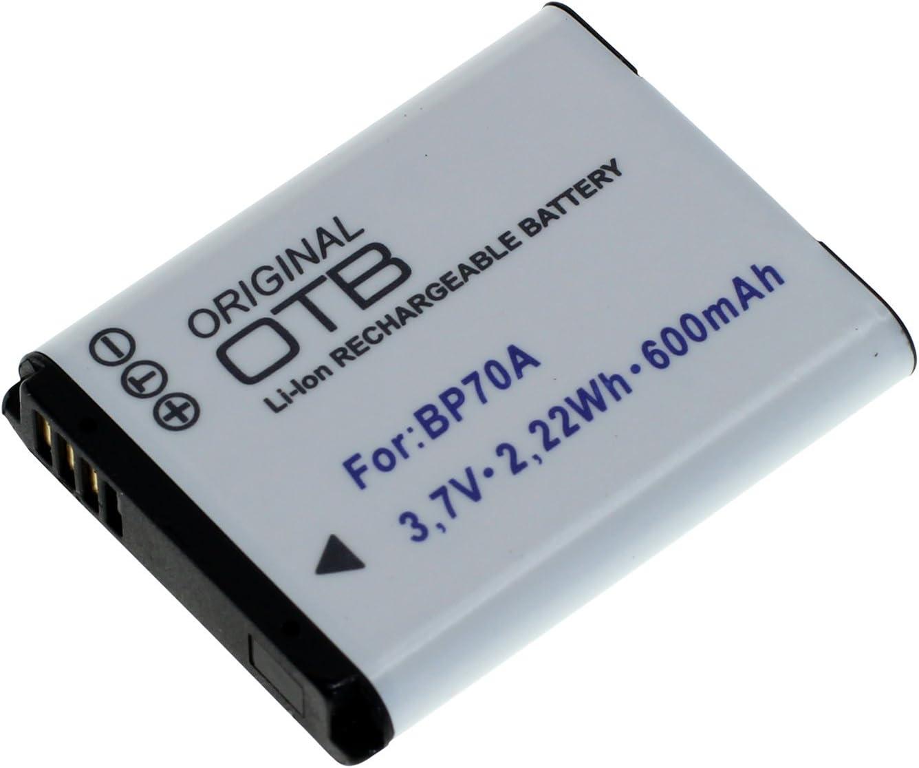 Akku kompatibel zu Samsung EA-BP70A Li-Ion