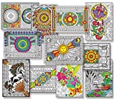 Line Art Bundle - 10 Coloring Poster Best Sellers Pack I