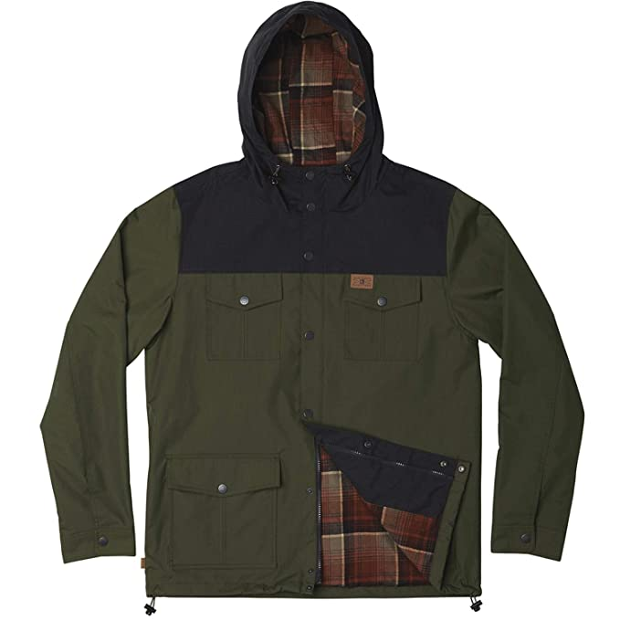 Hippy Tree Santos Jacket - Mens
