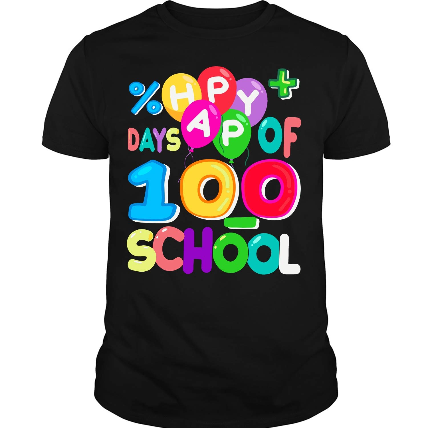 100th Day Collections T Shirt Happy 100 Days Of School T Shirt 6420