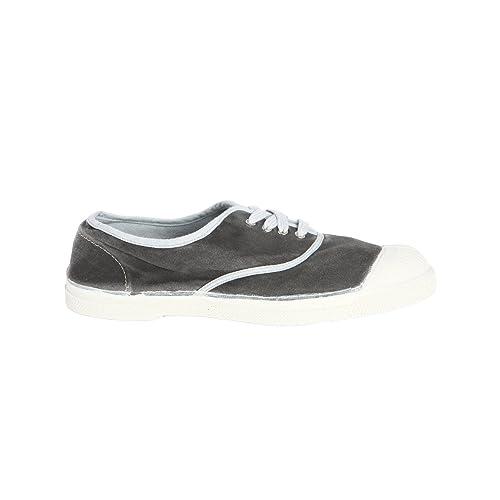 Bensimon - Zapatillas para mujer Multicolor azul 41, color Multicolor, talla 40: Amazon.es: Zapatos y complementos