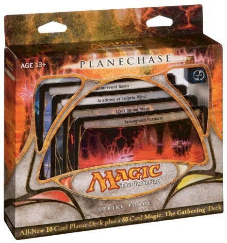 Magic the Gathering- MTG: Planechase - Strike Force - Game Pack