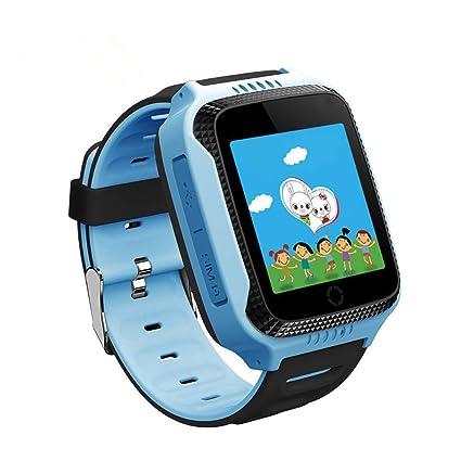 Amazon.com: Zooyooart - Reloj inteligente para niños con ...