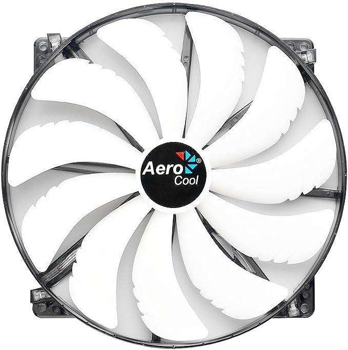 Aerocool Silent Master - Ventilador para Caja de Ordenador (3.5 A ...