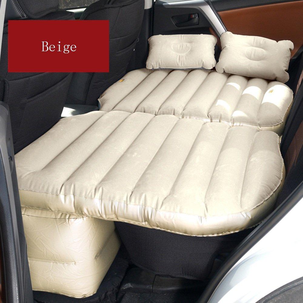 Car bed HUO Falten Inflation Matratze Für Autos Home Universal Extended Durable Komfortable Luftbett