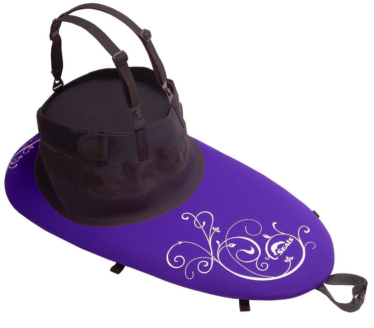 SEALS Calypso Sprayskirt, 1. Purple One Size