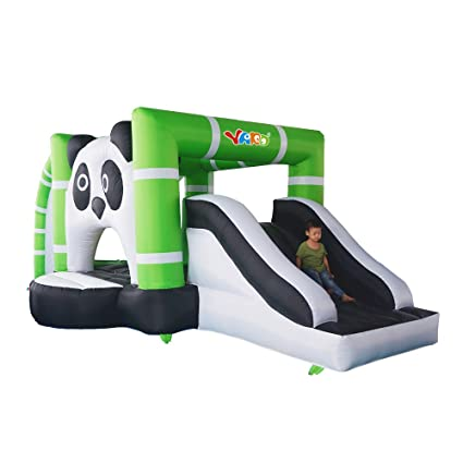Amazon.com: Yard Panda pelota hinchable de Bouncers Combo ...