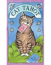 Cat Tarot: 78 Cards and Guidebook