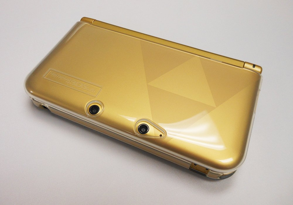 Amazon.com: Nintendo 3DS XL Duraflexi Protector - Clear ...