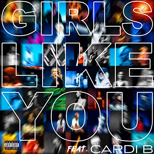 Maroon 5 featuring Cardi B - Girls Like You