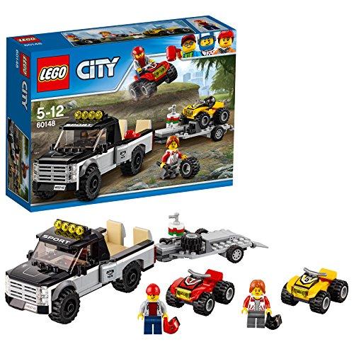 [해외] 레고 (LEGO) 시티 4 큐빅스톤아가 버기와 트레일러 60148