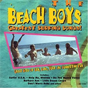 Greatest Surfing Songs