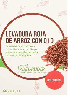 Levadura Roja de Arroz Coenzima Q10 Baja Tu Colesterol ...