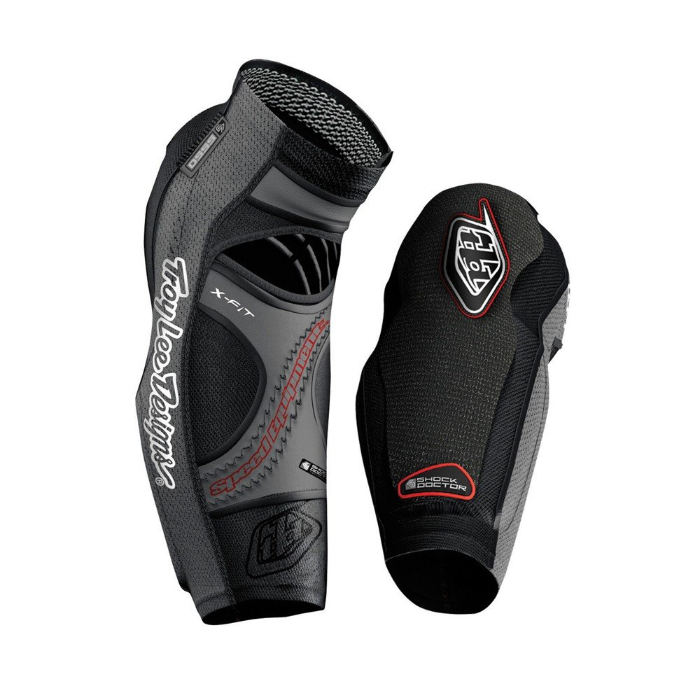 Troy Lee Designs EG 5550 Elbow/Forearm Guard Black, M