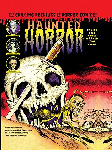 Haunted Horror Vol. 2: Comics Your Mother Warned You About ()