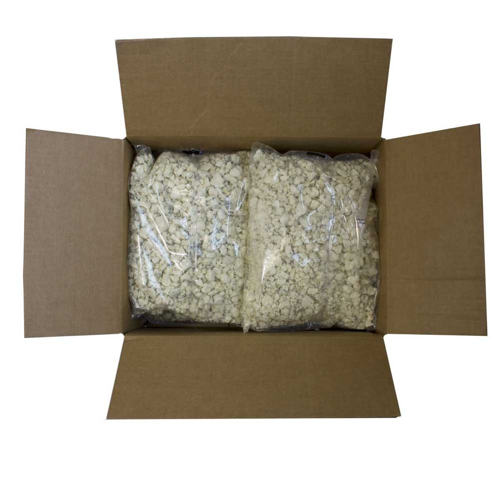 Sargento Crumbled Blue Cheese, 5 Pound -- 4 per case.