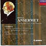 Chabrier: Espana, Suite pastorale, Joyeuse Marche, etc / Lalo: Rapsodie, Scherzo, Roi d'Ys Overture